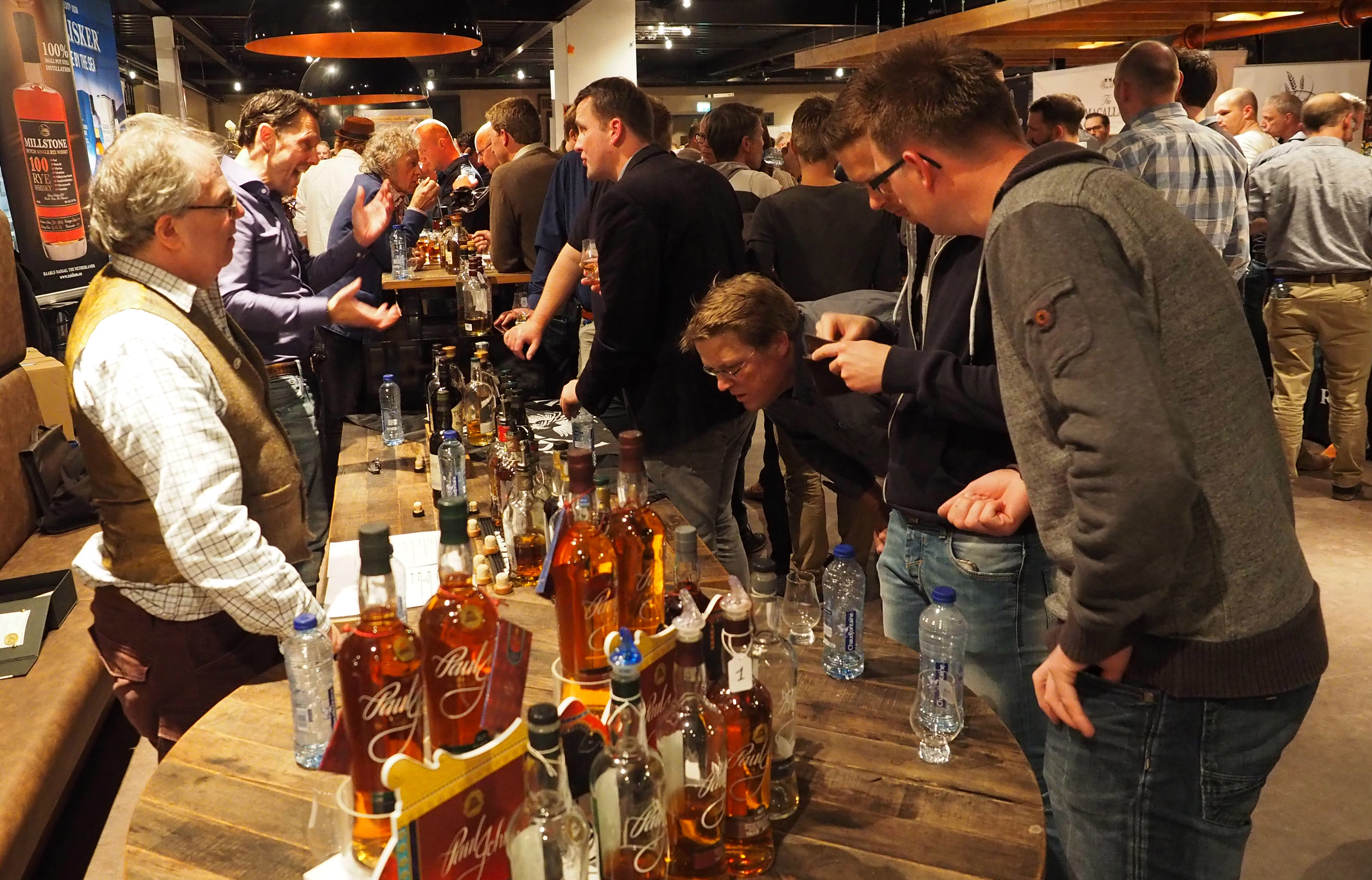 henri goossen whiskyproeverij whiskytasting whisky weekend twente