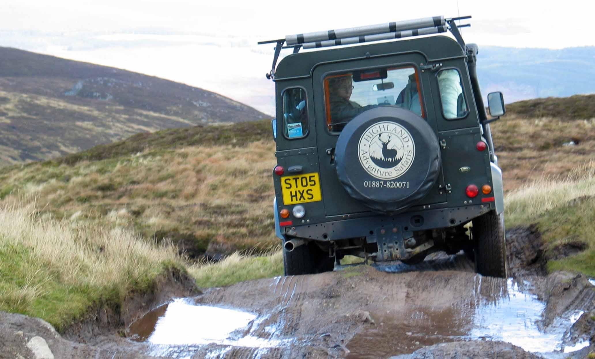 Henri Goossen Schotlandreizen Schotland groepsreis