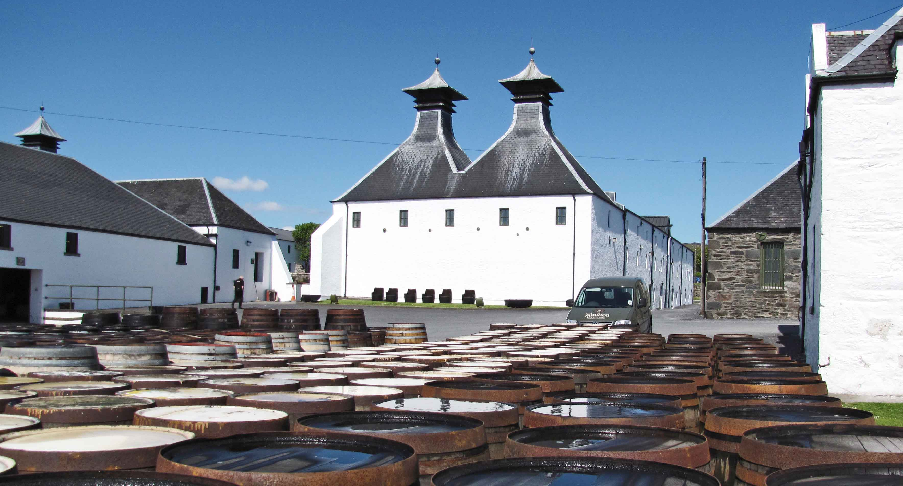 Henri Goossen Schotlandreis Islay Hebriden groepsreis whisky