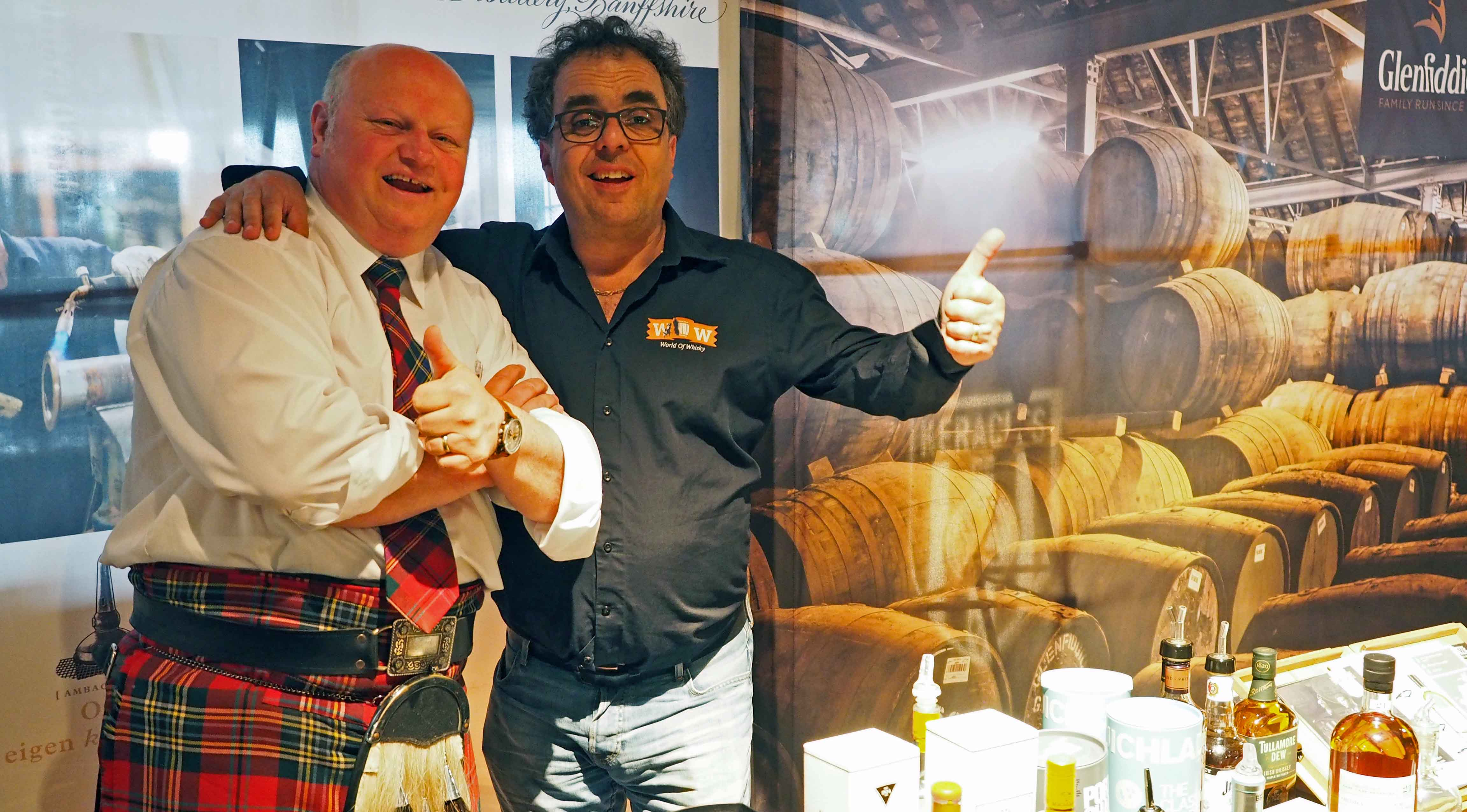 Henri Goossen Whisky Weekend Twente Balvenie whiskyteacher