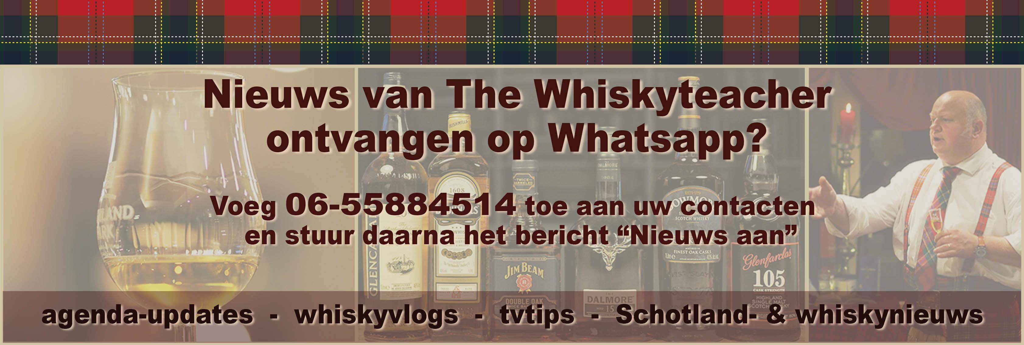 whiskyproeverij - whiskyvlog - schotland - Henri Goossen - whiskyteacher - tvtips - bedrijfsfeest